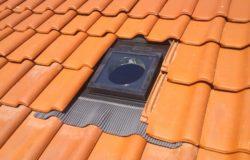 Fénycsatorna új tetőben