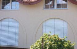 Raffstore íves ablakhoz Schlotterer